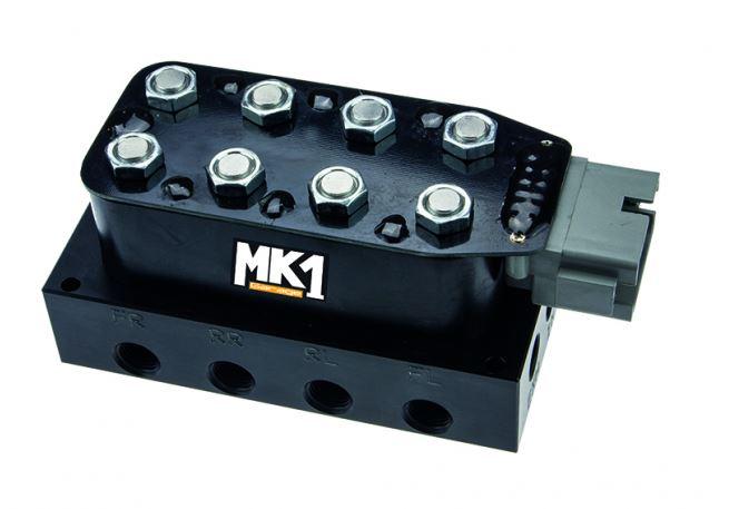 Ventilblock MK1 Garage