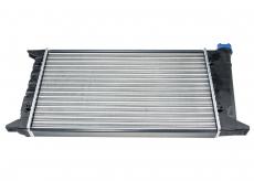 Motorkühler 525x322 mm mit integriertem Ausgleichsbehälter