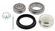 Radlagersatz Hinterachse passend für die G60 Bremsscheibe & Original Bremsstrommel