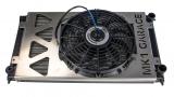 Kühler inkl. Kühlerabdeckung und Hochleistungslüfter