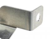 Bremsschlauchhalter für die Hinterachse - ohne bohren oder schweißen
