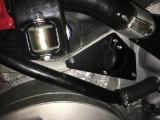 Kraftstofffilterhalter Golf 1