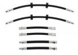 Bremsschlauch Set für G60 oder 16V Bremse