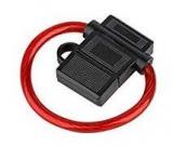 Sicherungshalter 6mm² 30A inkl. Sicherung