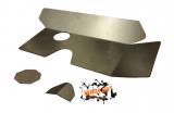 Unterfahrschutz - Skid Plate - für die Ölwanne