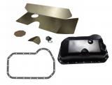 Komplett Set - Unterfahrschutz - Skid Plate - für die Ölwanne