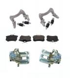 G60 Bremse Umbauset Hinterachse