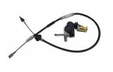 Lagerbock und Kuplungsseil für mechanische Kupplung 02A Getriebe